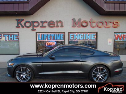 Photo Used 2016 Ford Mustang GT Premium for sale