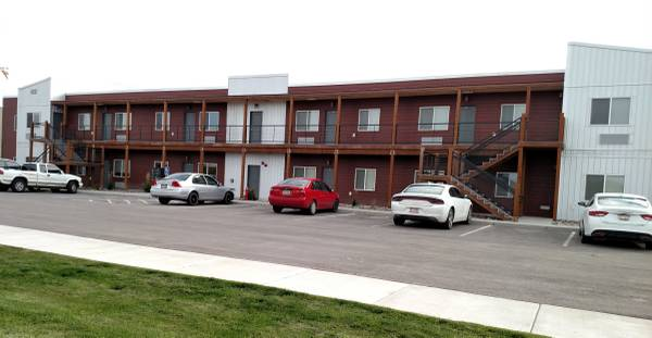 Photo Vista Ridge Apartments (North East side of Rapid City)