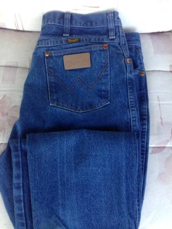 Photo WRANGLER JEANS, 36 X 32, MENS. VERY NICE. - $10 (Rapid City)