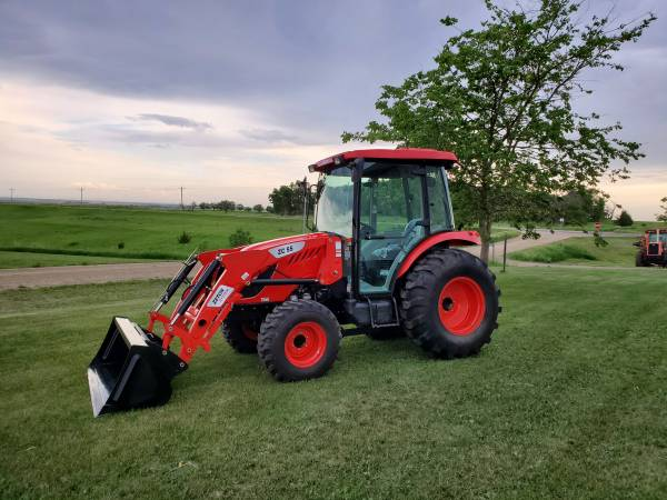 Photo Zetor Major 45 Tractor With Loader - $29,900 (Avon)