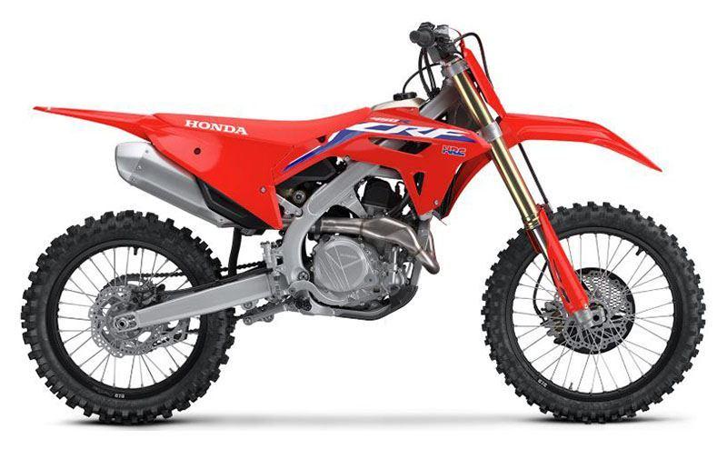 Photo 2021 Honda CRF450R $10148