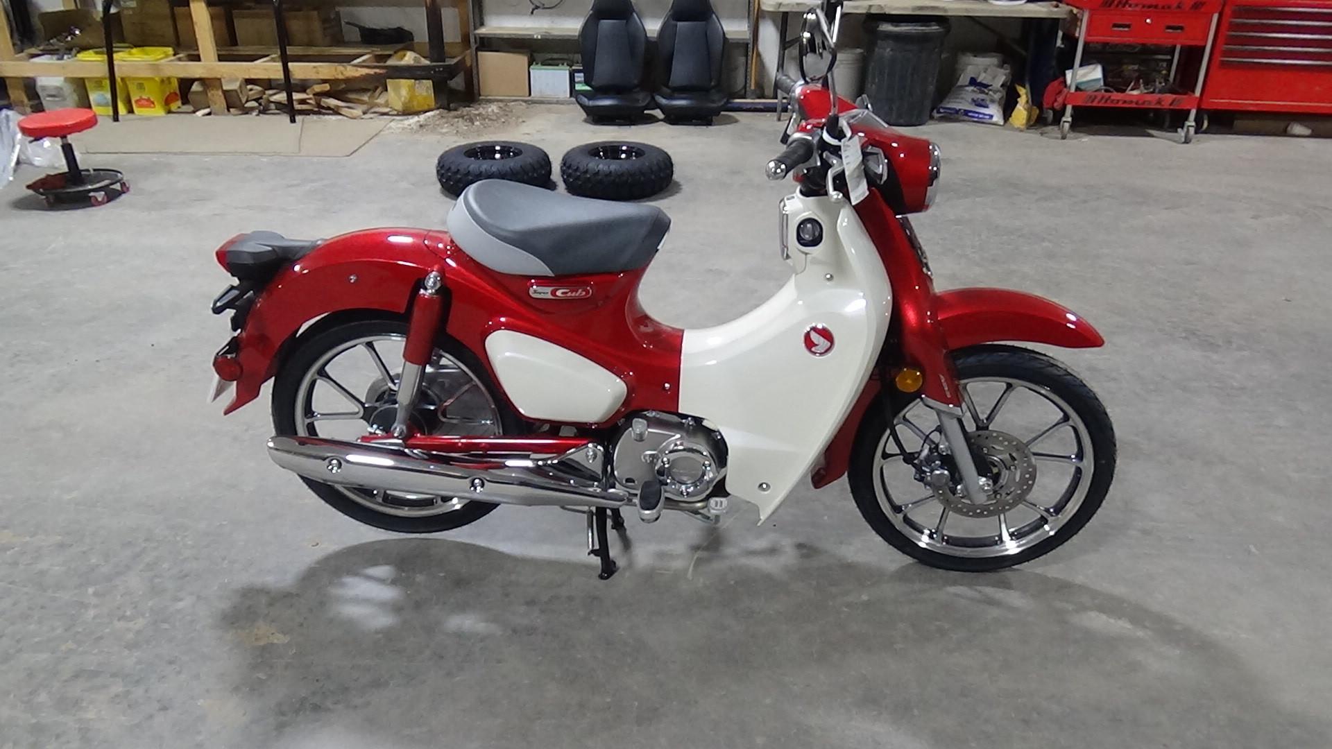 Photo 2021 Honda 2021 HONDA SUPER CUB C125A $3749