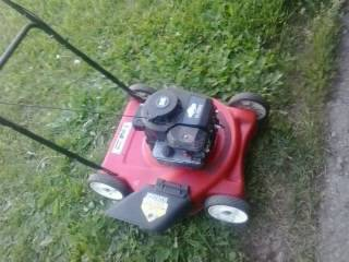 Photo mowers, lost my shop prices cut - $50 (sturgis, s.d.)