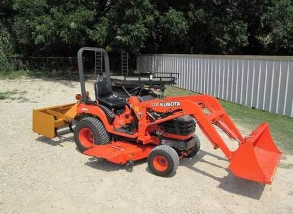 Photo 03 utility tractor Belly Mower Special Edition - $1,070 (Reading)
