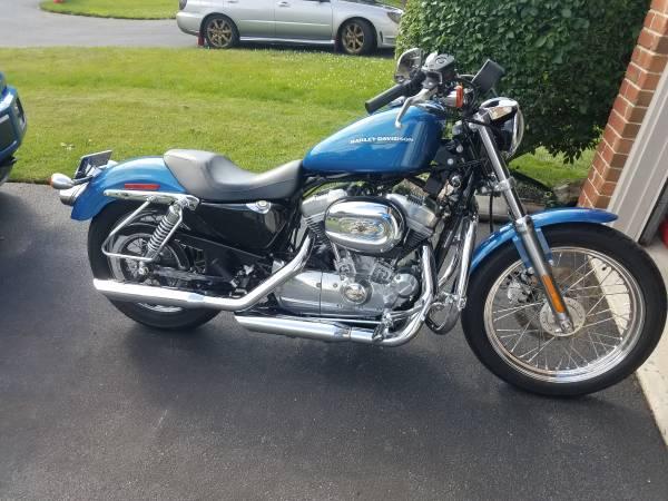 Photo 05 Sportster XL883 for sale - $3,800 (Blandon)