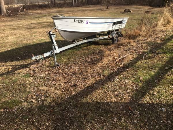 Photo 1439 Starcraft boat - $4,500 (ANNANDALE)