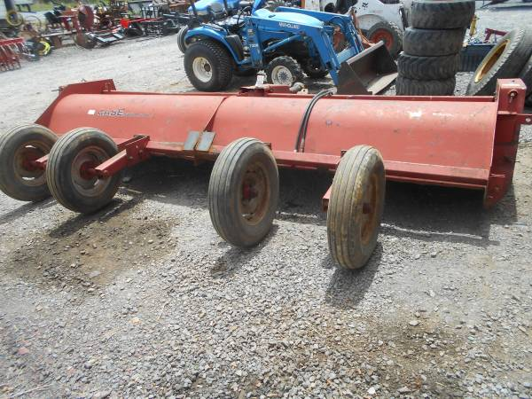 Photo 14 ft Stalk Shredder and 3pt Flail mowers (Schuylkill Haven)