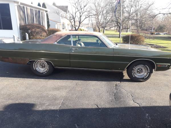 Photo 1970 Plymouth Sport Fury GT - $14,500 (PHOENIXVILLE)