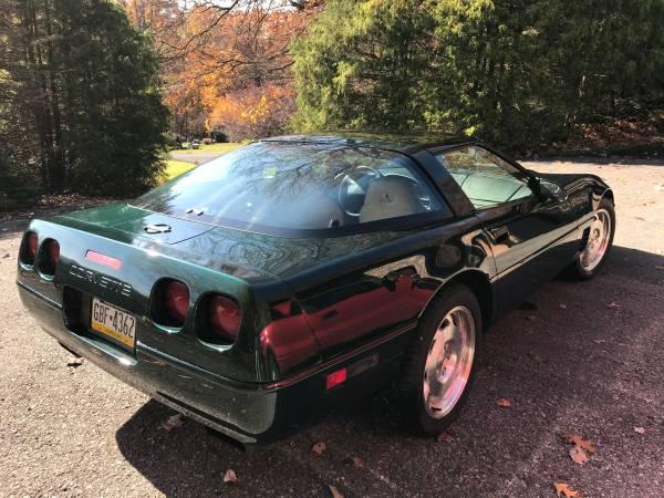 Photo 1996 Corvette - $13,500 (Fleetwood,Pa)