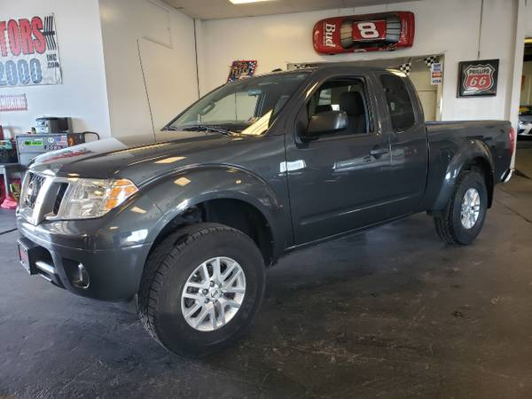 Photo 2015 Nissan Frontier PRO-4X King Cab 4WD - As Low As $795 down - $795 (Philadelphia, Pa)