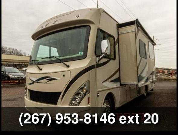 Photo 2016 Thor Motor Coach Class A ACE 30.1 - $59,995 (Souderton, PA)