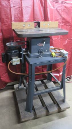 Photo Craftsman 12quot Arbor Shaper 13 hp 1 Phase 115v USA - $75 (Pottstown, PA.)