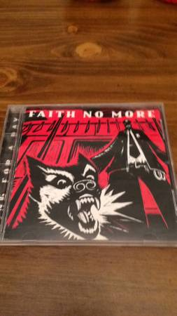 Photo FAITH NO MORE - King For A Day, Fool For A Lifetime Cd - 1995 (Sinking SpringMuhlenberg)