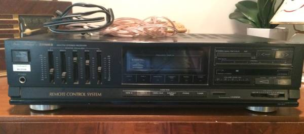 Photo Fisher Stereo Receiver - $40 (Reading, PA)