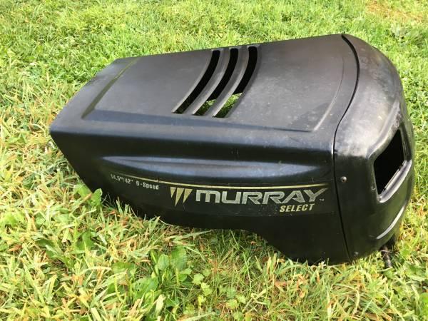 Photo Murray Riding Mower Hood - $40 (Alburtis)