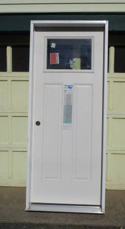 Photo New Exterior Insulated 32quot Door Unit with Low E Glass - $265 (Pine Grove, Pa)