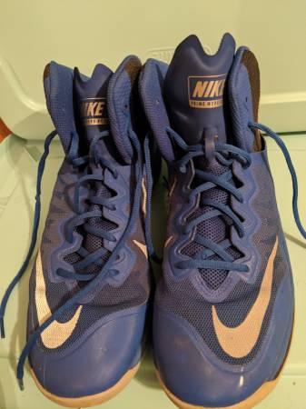 Photo Nike Jordan Prime Hype DF ll men39s 11.5 sneakers (blue) - $20 (Sinking Spring)