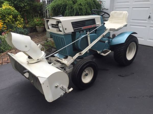 Photo Sears SS12 garden Tractor - $2500 (Central NJ)