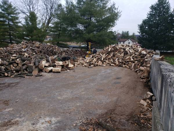 Photo Seasoned firewood for sale - $175 (Bernville)