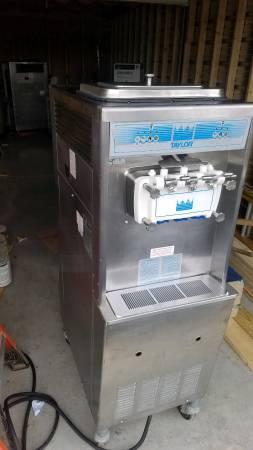 Photo Taylor 336 Soft Ice Cream Machine - $3300 (Stevens  Denver Area)