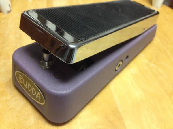 Photo The Amazing Budda Wah Pedal - Black Label - $180 (Shillington)