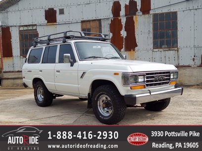 Photo Used 1989 Toyota Land Cruiser  for sale