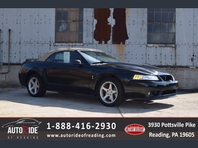 Photo Used 1999 Ford Mustang SVT Cobra for sale