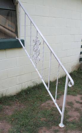 Photo Used Heavy Duty Steel Railing - $200 (Pine Grove, Pa)