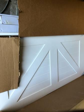 Photo double sliding barn door - $400 (Newmanstown)