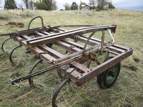 Photo 12 Foot Wide Chisel Plow - $800 (McArthur)