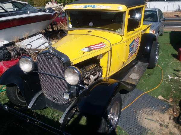 Photo 1931 Ford Pickup - $20000 (Redding)