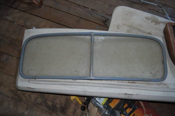 Photo 1937 ford truck windshield with glass - $175 (redding)