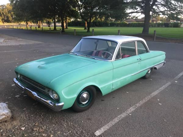 Photo 1961 ford falcon - $7000 (Anderson)