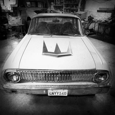 Photo 1963 Ford Falcon - $4000 (Redding)