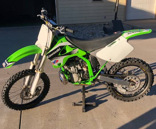 Photo 1994 Kawasaki KX 250 - $2,500 (Redding)