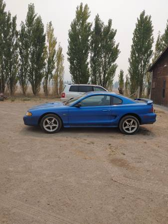 Photo 1995 Mustang GT HO, - $3,750 (Standish)