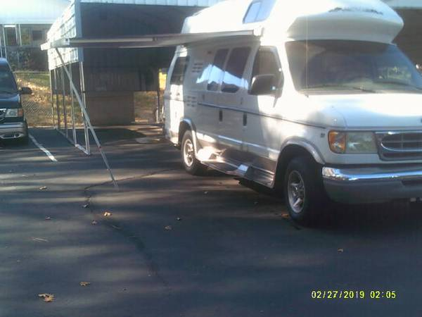 Photo 1998 CLASS B AMERICA CRUISER LANDSCAPE ONLY 51866 MILES ON IT - $17,000 (ROGUE RIVER OREGON EXIT 48 OFF I 5)