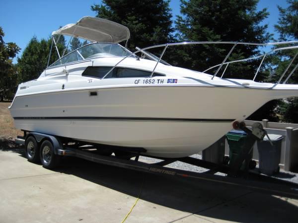 Photo 2000 Bayliner Ciera 2655 - $15000 (Redding)
