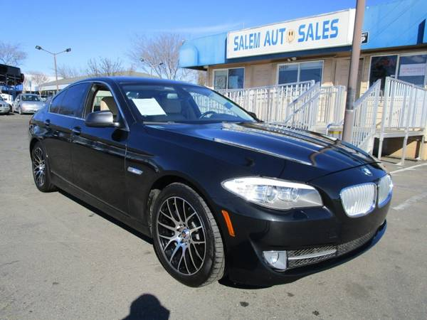 Photo 2011 BMW 535I - NEW TIRES - NAVI - SUNROOF - LEATHER AND HEATED SEATS - - $9,988 (2011 BMW 535I - NEW TIRES - NAVI - SU)