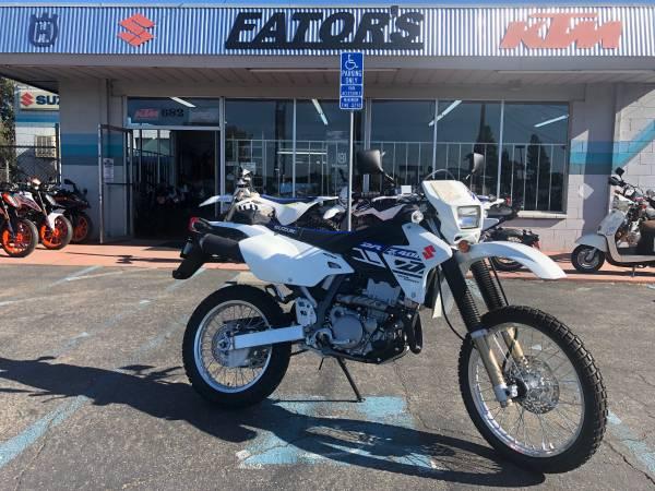 Photo 2019 Suzuki DR-Z400S Brand New - $6099 (Fator39s Motorcycle Sales)