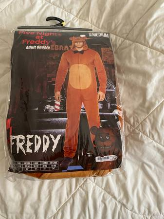 Photo 8 Halloween costumes all for $50 - $50 (Redding, Ca.)