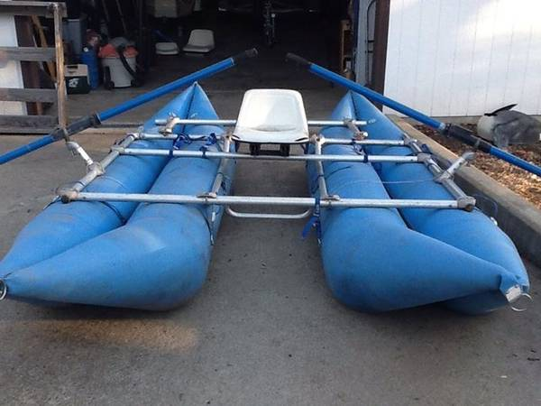 Photo AIRE PANTHER 15 Dual Tube Whitewater Raft - $1750