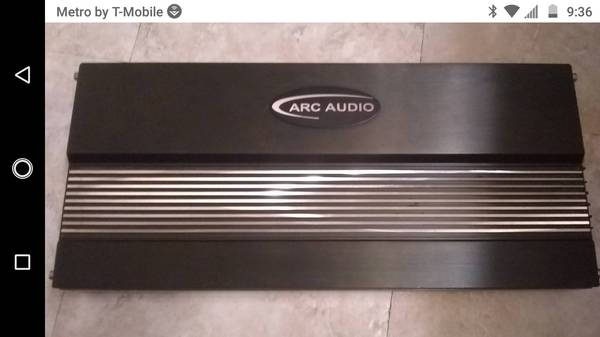 Photo Arc audio   PG  (Redding)