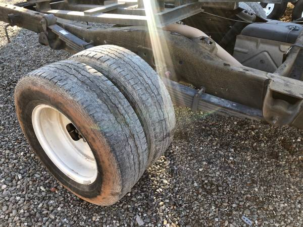 Photo Dually rear axle assembly - $1,000 (Woodland)