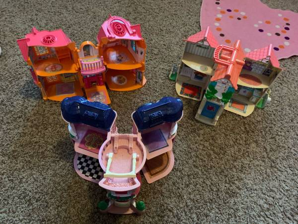 Photo Fisher Price Houses