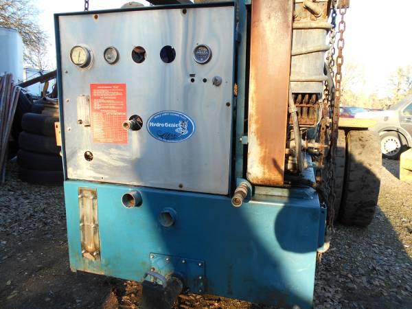 Photo Genie Carpet cleaning machine - $950 (Cottonwood)