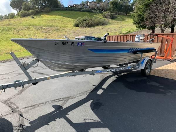 Photo Gregor River Jet Outboard - $7,300 (Sacramento)