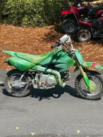 Photo Honda Motorcycle - $1,200 (Redding)