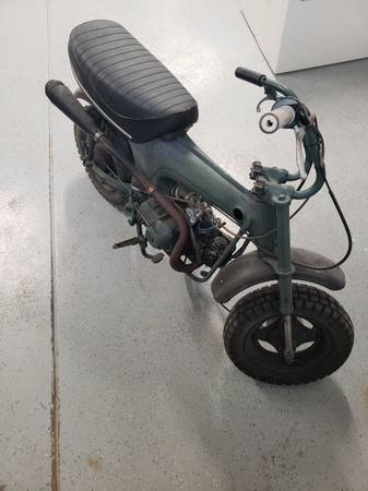 Photo Honda Trail 70, Working Rideable - $500 (Redding)