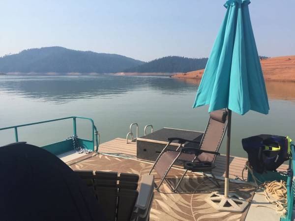 Photo Houseboat on trinity lake with permit - $35000